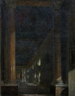 An Interior of the Colonna Gallery