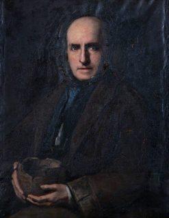 Andrew Jervise | Patrick Allan-Fraser | Oil Painting
