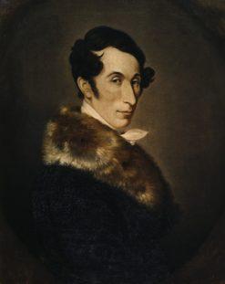 Karl Maria von Weber | Ferdinand Schimon | Oil Painting