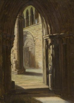 Arbroath Abbey | Patrick Allan-Fraser | Oil Painting