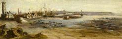 Arbroath Harbour | Patrick Allan-Fraser | Oil Painting