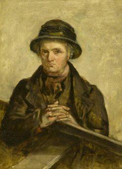 Arbroath Fisherman | Patrick Allan-Fraser | Oil Painting