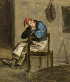Forfarshire Fisherman | Patrick Allan-Fraser | Oil Painting