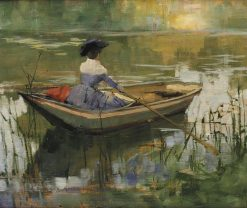 A Summer Afternoon (sketch) | Sir John Lavery