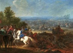 The Battle of Vienna | Adam Frans van der Meulen | Oil Painting