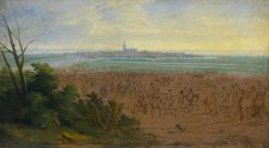 The French Army at Naarden