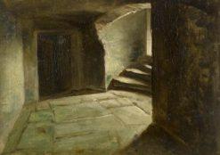 Interior | Patrick Allan-Fraser | Oil Painting