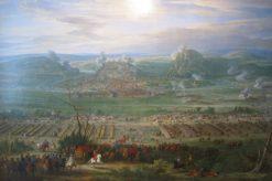 The Siege of Besancon | Adam Frans van der Meulen | Oil Painting