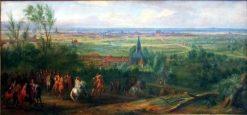 The Siege of Lille | Adam Frans van der Meulen | Oil Painting