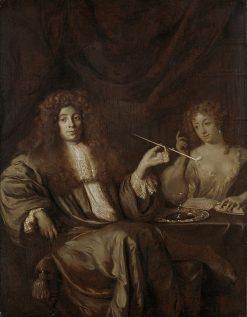 Adriaan van Beverland | Ary de Vois | Oil Painting