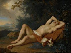 Jacobs Dream | Ary de Vois | Oil Painting