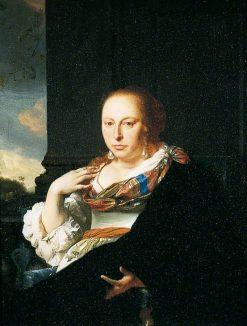 Portrait of a Lady | Ary de Vois | Oil Painting