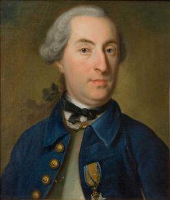 Hans Gustaf Gyllengranat | Johan Henrik Scheffel | Oil Painting