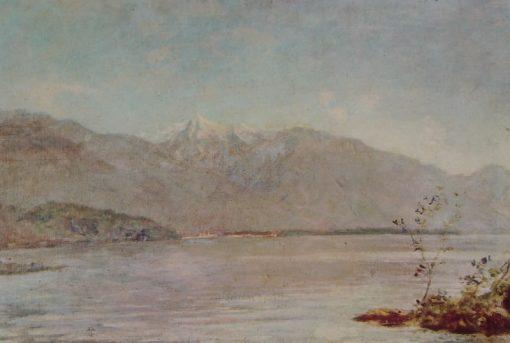 Lago Maggiore | Daniele Ranzoni | Oil Painting