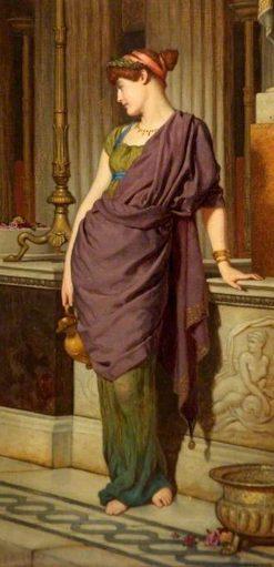 A Grecian Girl | Edward Radford