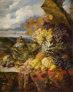 Fruit | William Duffield | Oil Painting