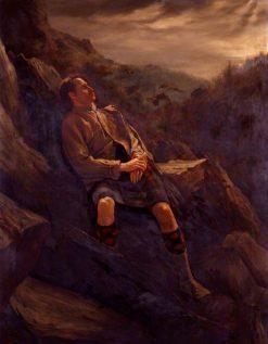 Sir Ian Hamilton   Arthur Dampier May   Oil Painting