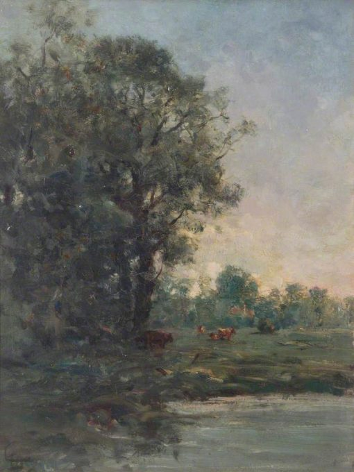 Landscape | Cecil Gordon Lawson | Oil Painting