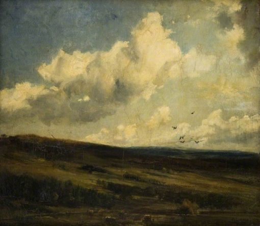 Landscape with Clouds | Cecil Gordon Lawson | Oil Painting