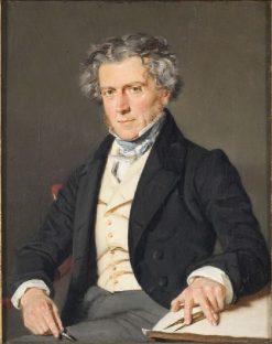 Charles Robert Cocquerell | Christian Albrecht Jensen | Oil Painting