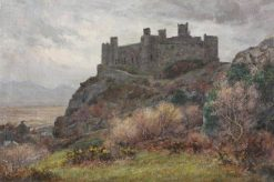 Castle | Josiah Clinton Jones | Oil Painting
