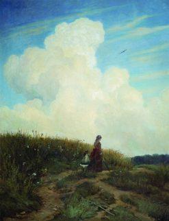 Summer | Ivan Ivanovich Shishkin | Oil Painting