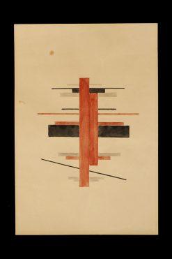 Suprematist Composition | Ilya Chashnik | Oil Painting