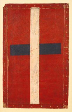 Suprematist Cross | Ilya Chashnik | Oil Painting