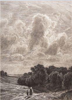 Clouds | Ivan Ivanovich Shishkin | Oil Painting