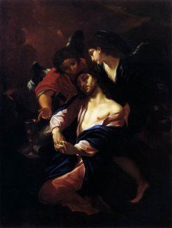 Christ in the Garden of Gethsemane | Giacinto Brandi | Oil Painting