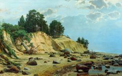 After the Storm | Ivan Ivanovich Shishkin | Oil Painting