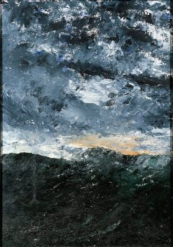 Seascape | August Strindberg | Oil Painting