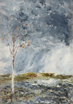 Autumn | August Strindberg | Oil Painting