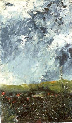 Flowers of the Moor | August Strindberg | Oil Painting