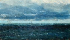 Seglare | August Strindberg | Oil Painting