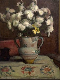 Asters | Wladyslaw Slewinski | Oil Painting