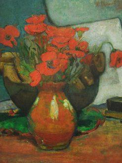 Poppies | Wladyslaw Slewinski | Oil Painting