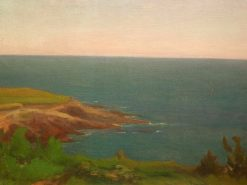 Seascape | Wladyslaw Slewinski | Oil Painting