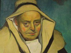 Old Breton Woman | Wladyslaw Slewinski | Oil Painting
