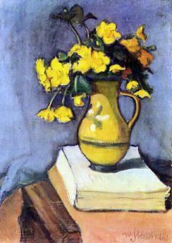Marigolds | Wladyslaw Slewinski | Oil Painting