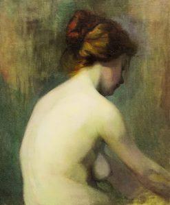 Nude | Wladyslaw Slewinski | Oil Painting