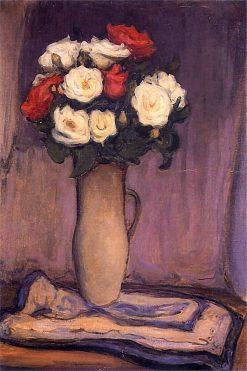Roses | Wladyslaw Slewinski | Oil Painting