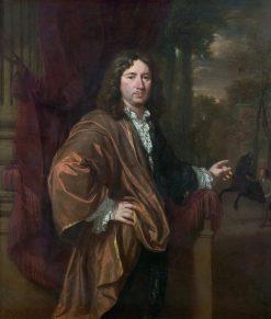 Portrait of a Man   Jan Verkolje   Oil Painting