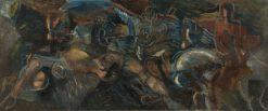 Faune Centaure | Vladimir Baranoff-Rossine | Oil Painting