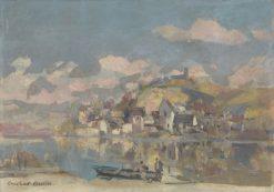 Amboise sur Loire | Constantin Alexeevich Korovin | Oil Painting
