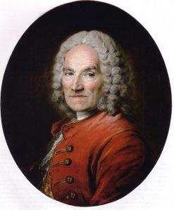 Portrait of Jean-Louis Lemoyne | Louis Tocque | Oil Painting