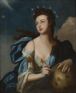 Allegorical Portrait of Urania