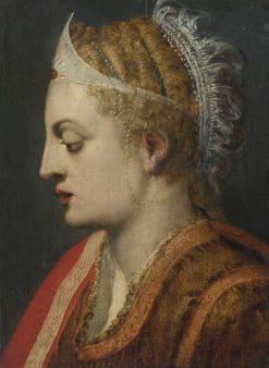 Portrait of a Woman | Frans Floris | Oil Painting