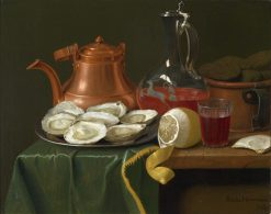 A Still Life with Oysters