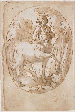 Centaur | Carlo Saraceni | Oil Painting